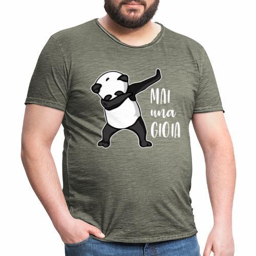 Mai Una Gioia (Special Version) - Maglietta vintage da uomo