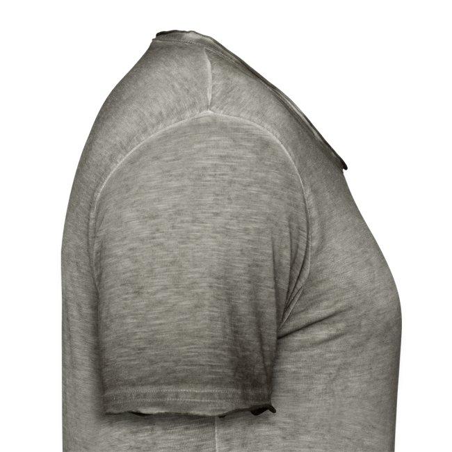 Vorschau: Samma si ehrlich mit am Spritza is Lebm herrlich - Männer Vintage T-Shirt