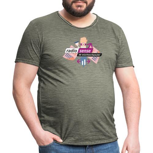 de wùcheschpauter - Männer Vintage T-Shirt