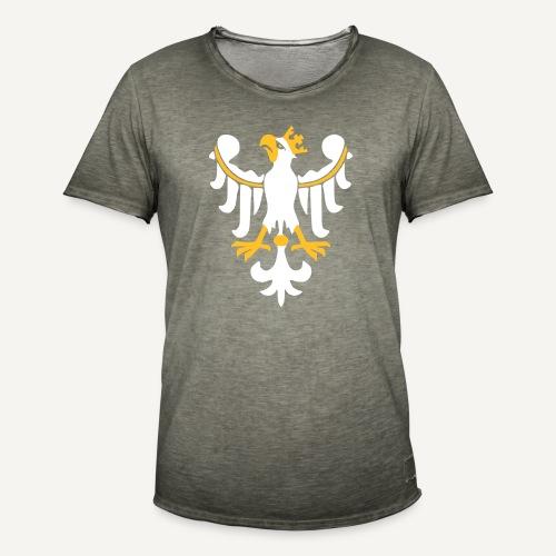Orzeł Piastowski - Koszulka męska vintage