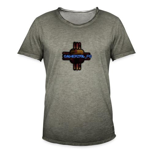 Maglietta con Logo - Maglietta vintage da uomo