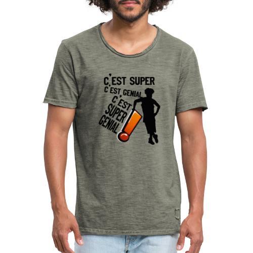 131026844 223807602593613 5416264293874080521 n - T-shirt vintage Homme
