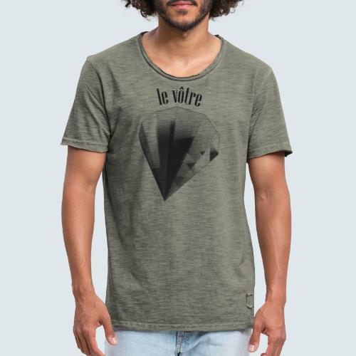le votre - Männer Vintage T-Shirt