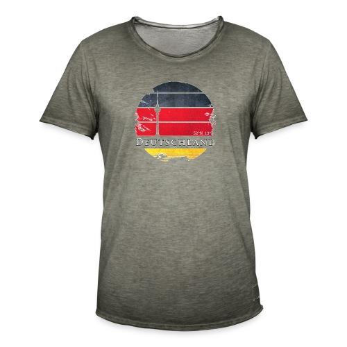 DEUTSCHLAND 2 - Men's Vintage T-Shirt
