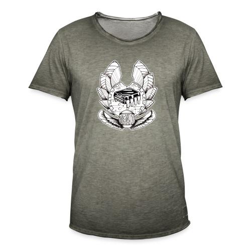 741 - Vintage-T-shirt herr