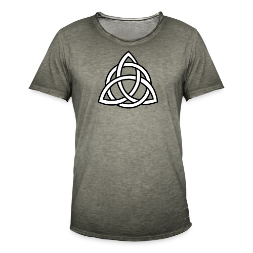 Celtic Knot - Men's Vintage T-Shirt