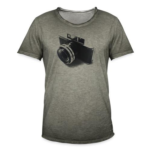 camara (Saw) - Men's Vintage T-Shirt