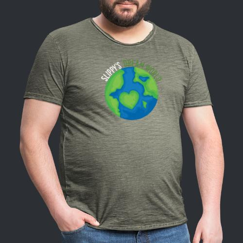 Slippy's Dream World - Men's Vintage T-Shirt