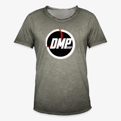 Dmp - Camiseta vintage hombre