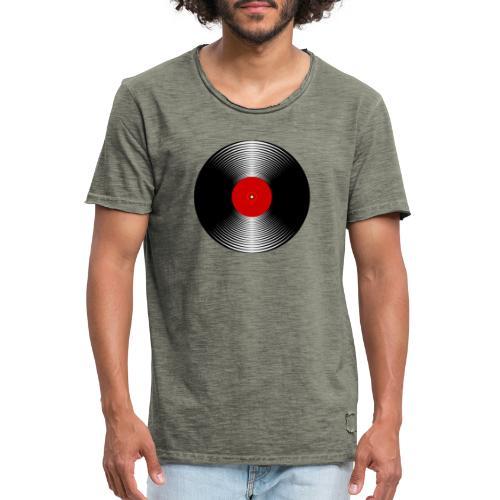 LP Vinyl - Men's Vintage T-Shirt