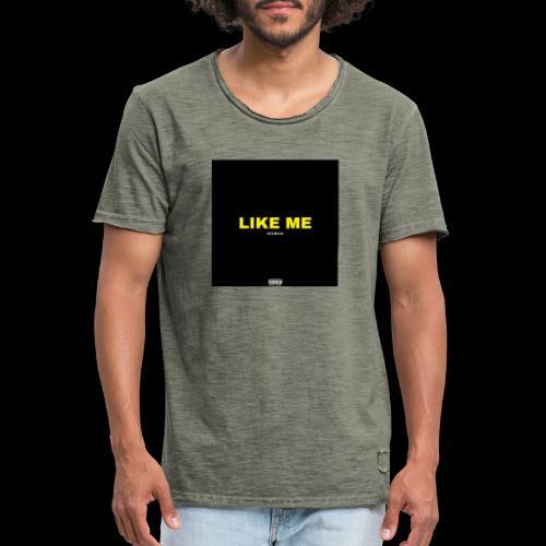 New season - Koszulka męska vintage