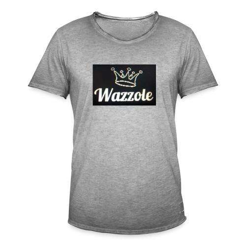 Wazzole crown range - Men's Vintage T-Shirt