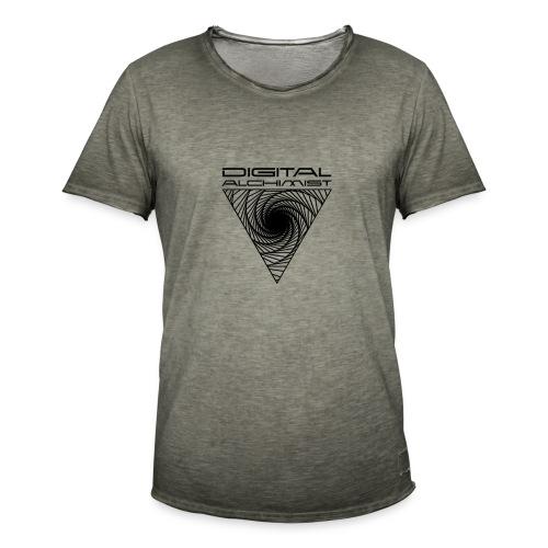 Digital Alchimist - Männer Vintage T-Shirt