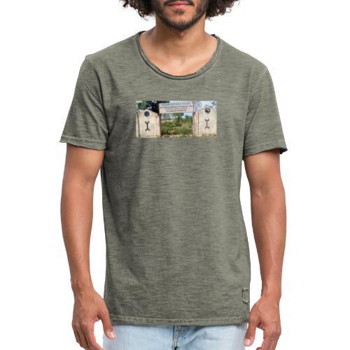 KURUKANG FUGA - Vintage-T-shirt herr