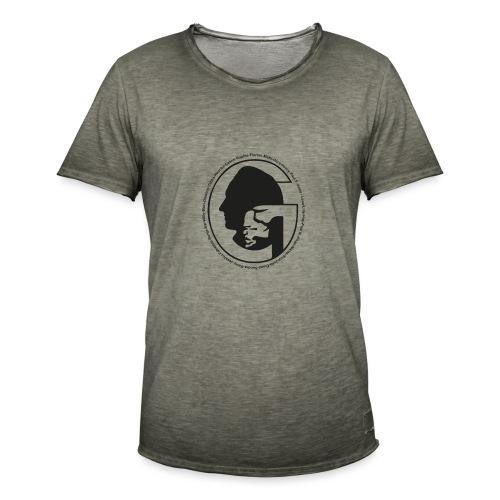 test png - Koszulka męska vintage