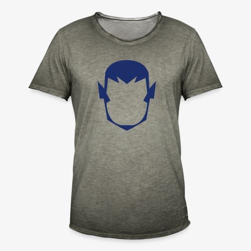 MASK 4 SUPER HERO - T-shirt vintage Homme
