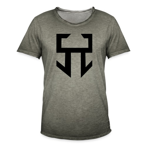 stranger logo - T-shirt vintage Homme