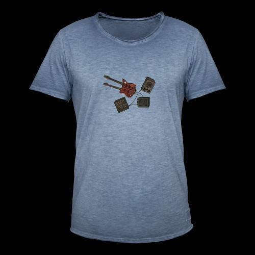 Music - Men's Vintage T-Shirt