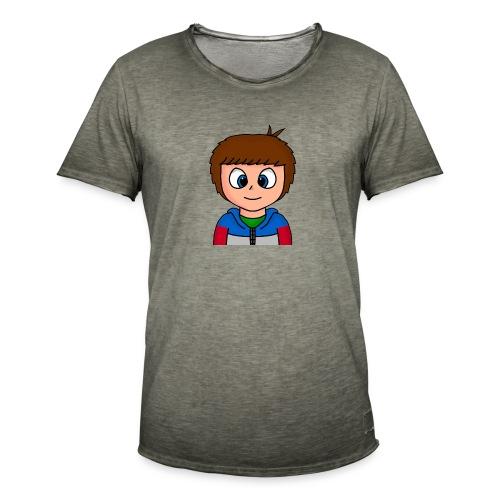 giofilms - Herre vintage T-shirt
