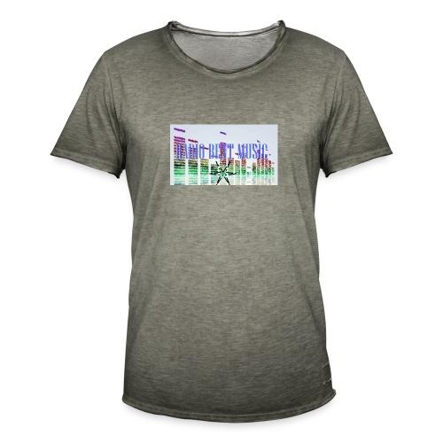 RBM - Maglietta vintage da uomo