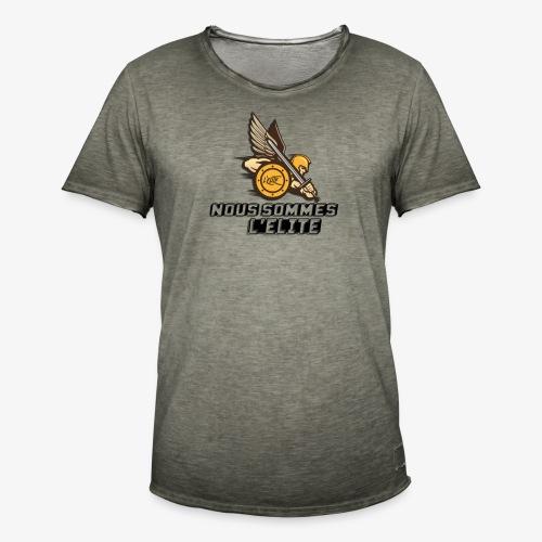 LE VRAI DARON - T-shirt vintage Homme