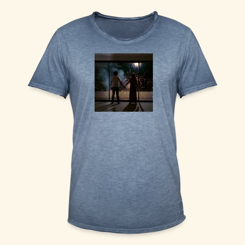 Mum look at me, I'm really okay. - T-shirt vintage Homme