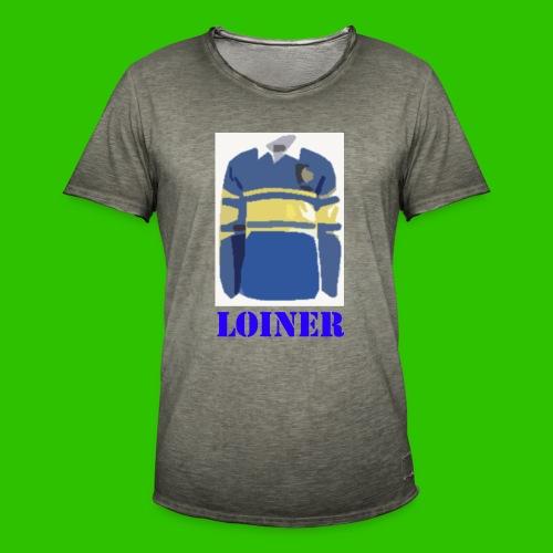 Leeds Loiner [Blue] - Men's Vintage T-Shirt