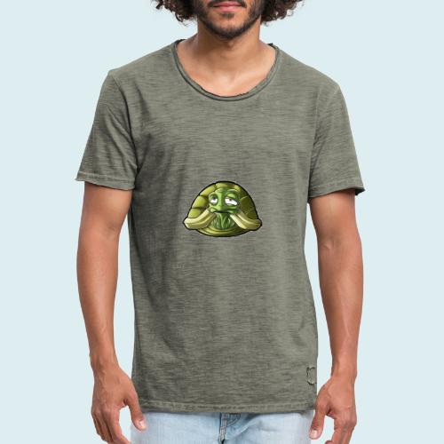 turtle - Maglietta vintage da uomo
