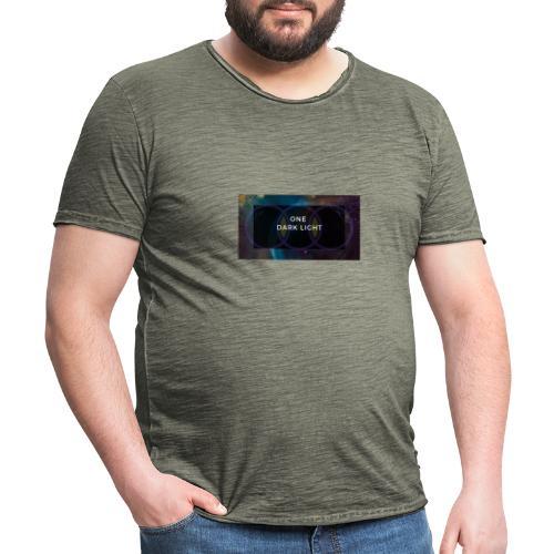 ODL - Männer Vintage T-Shirt