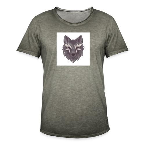 Sinatori KD design - T-shirt vintage Homme