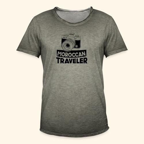 Moroccan Traveler - T-shirt vintage Homme