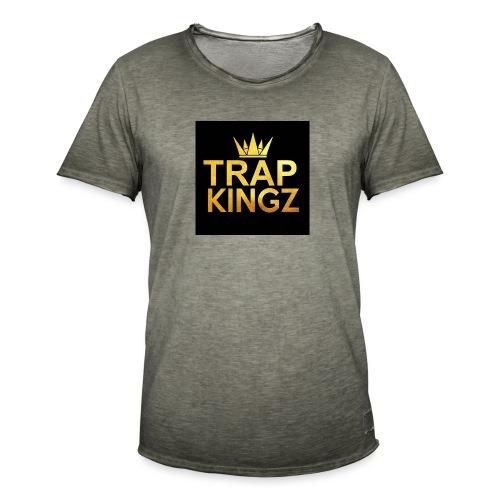 Trap kingz - Camiseta vintage hombre