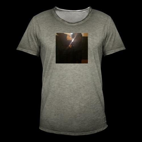 freegia - Herre vintage T-shirt