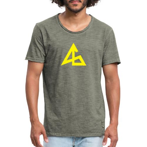 Andemic - T-shirt vintage Homme