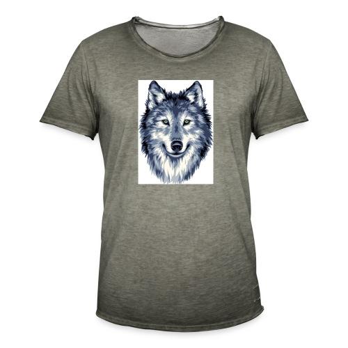 7C222599 19AF 49C2 895F E70AB0B23BE7 - Männer Vintage T-Shirt
