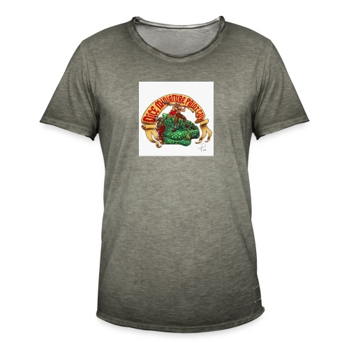 DiceMiniaturePaintGuy - Men's Vintage T-Shirt