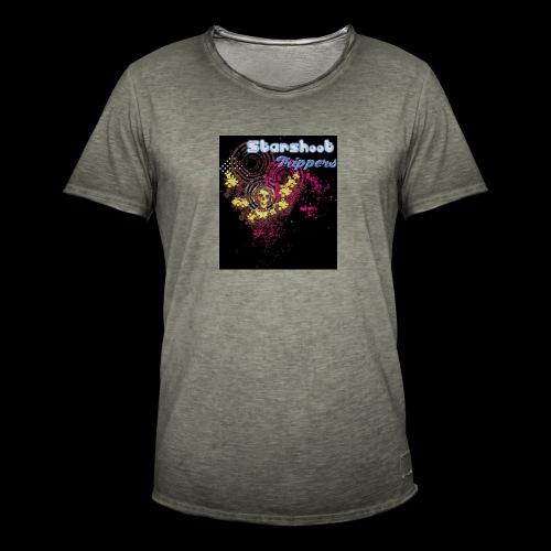 Starshoot - T-shirt vintage Homme