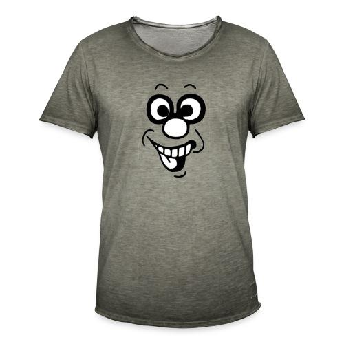 comic bel'dent - T-shirt vintage Homme
