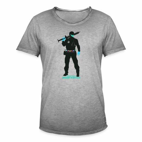 Nuestros Heroes - Camiseta vintage hombre