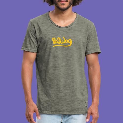 YaSwag - T-shirt vintage Homme