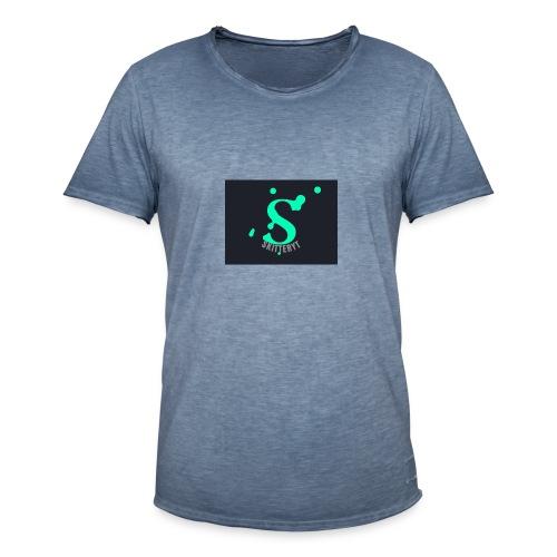 skitterYT - Vintage-T-shirt herr