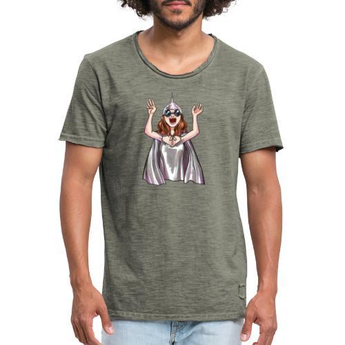 Tübingen | Aluhut, alles gut - Männer Vintage T-Shirt