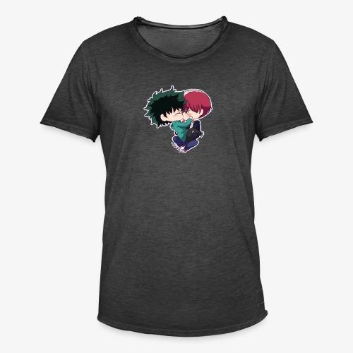 tododeku by dark cruel place - Men's Vintage T-Shirt