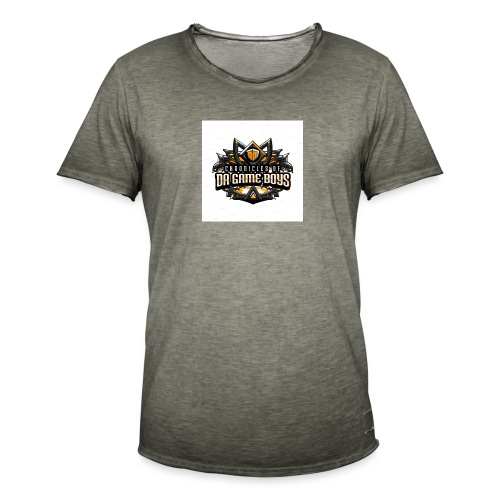 da game boys - Mannen Vintage T-shirt