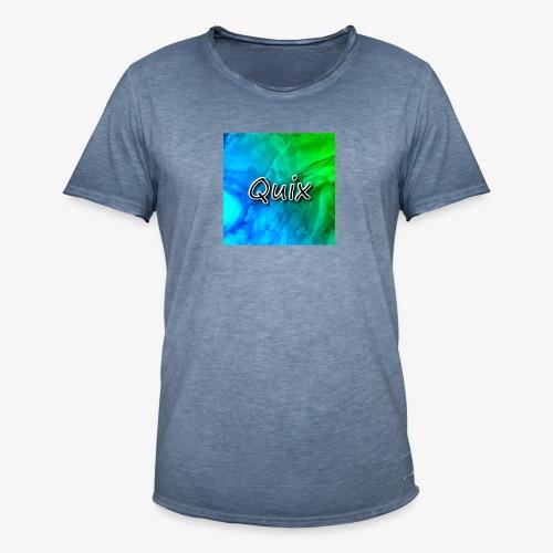 adsada - Vintage-T-shirt herr
