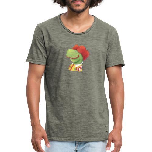 mcdinolds - Männer Vintage T-Shirt