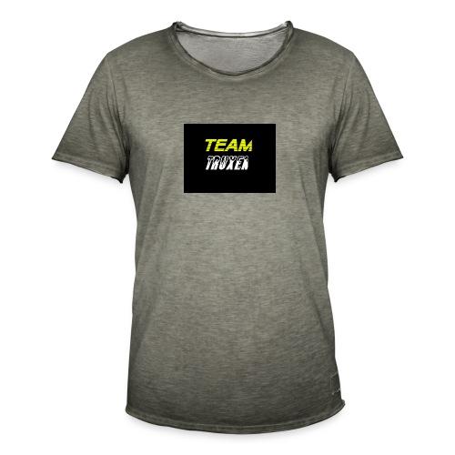 Truxenmerch - Vintage-T-shirt herr