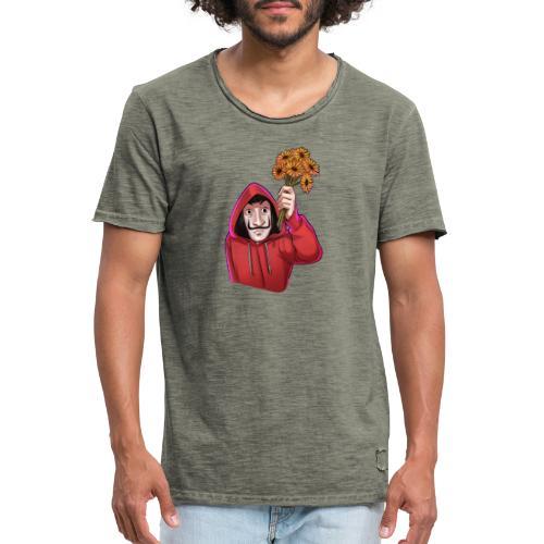 Graz   La Casa del Grazel - Männer Vintage T-Shirt