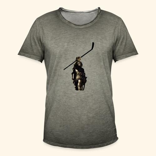 Eishockey Augsburg - Männer Vintage T-Shirt