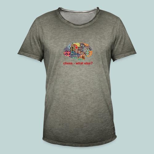 chess_what_else - Männer Vintage T-Shirt